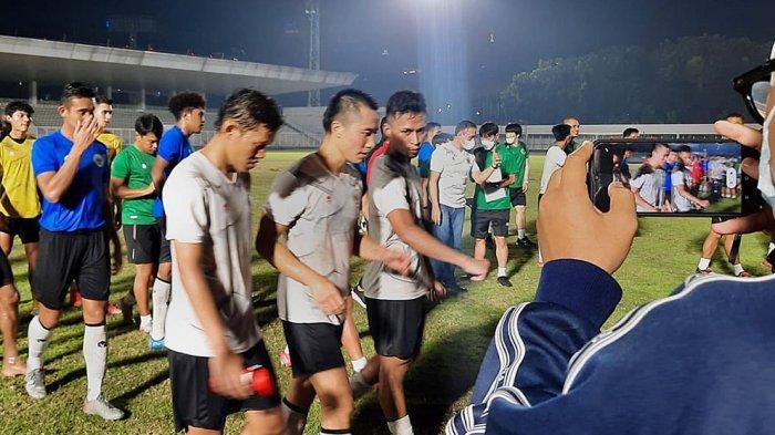 Shin Tae-yong Pelatih Timnas Tak Bisa Komentar Soal Hadirnya Arthur Irawan di Timnas Indonesia