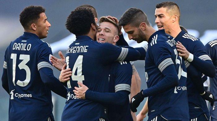 Arthur Dan McKenni Cetak Gol, Juventus Naik Ke Peringkat keempat Klasemen Serie A