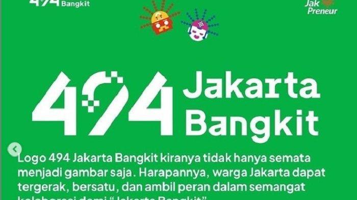 40 Kumpulan Ucapan HUT DKI Jakarta 2021, Ada Juga Pantun Cocok Dibagikan Lewat Media Sosial