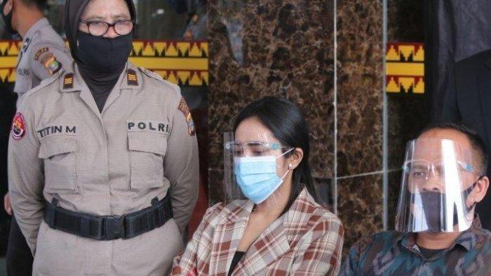 Vernita Syabilla Akui Ada Transfer Uang, Namun Bantah Sebagai Pemilik Kondom: Itu Bukan Punya Saya