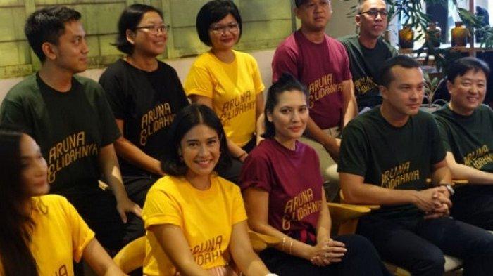 Film 'Aruna dan Lidahnya', Perjalanan Kuliner dan Persahabatan