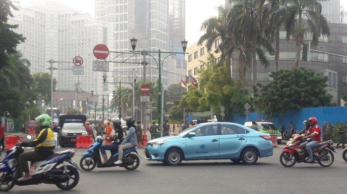 VIDEO: Warga Penuhi Bundaran HI Ingin Rayakan HUT Jakarta
