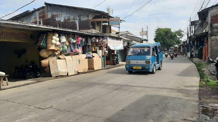 TRAFFIC UPDATE: Pagi Ini Jalan Raya Bojonggede Lancar di Kedua Arah, Pengemudi Tetap Harus Hati-hati