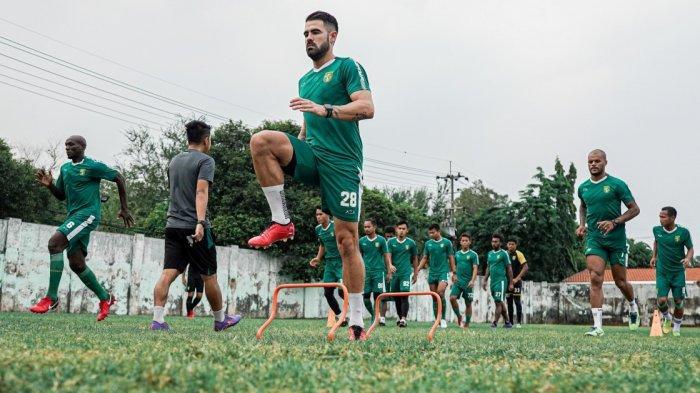 Persiapan Kompetisi Liga 1, Persebaya Surabaya Tetap Latihan di Saat Tim Lain Meliburkan Diri
