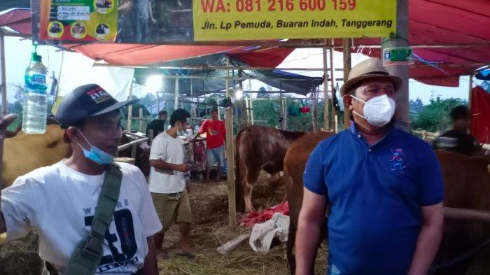 Cegah Covid-19, Ketua Komisi I DPRD Banten Imbau Masyarakat Hindari Kerumunan Selama Idul Adha