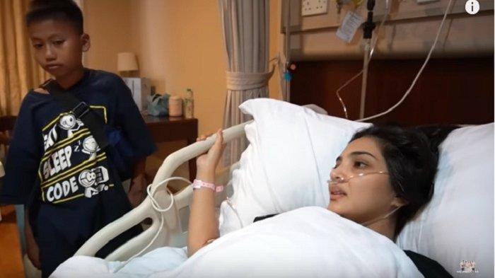 Anang Hermansyah Mengungkapkan Kondisi Terbaru Ashanty Setelah Menjalani Operasi Endoskopi