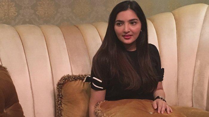 Ashanty Marahi Aurel dan Azriel karena telah Umumkan Kehamilannya