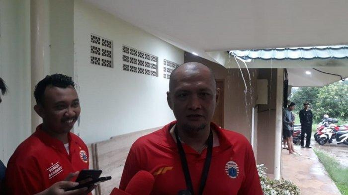 Persija Jakarta Pindah Latihan ke Sawangan, Program Latihan Tidak Berjalan Efektif