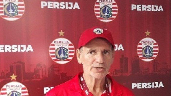 Cedera Evan Dimas Darmono Berangsur Pulih, Tim Pelatih Persija Jakarta Lega