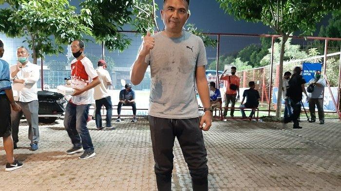 Asisten Pelatih Persita Tangerang Wiganda Saputra Pernah Dituduh Menerima Uang Rp 200 Juta di Liga 2
