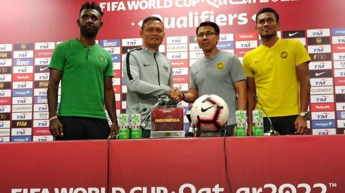 Live Streaming Malaysia vs Indonesia, Yeyen Tumena Berharap Kebangkitan Merah Putih