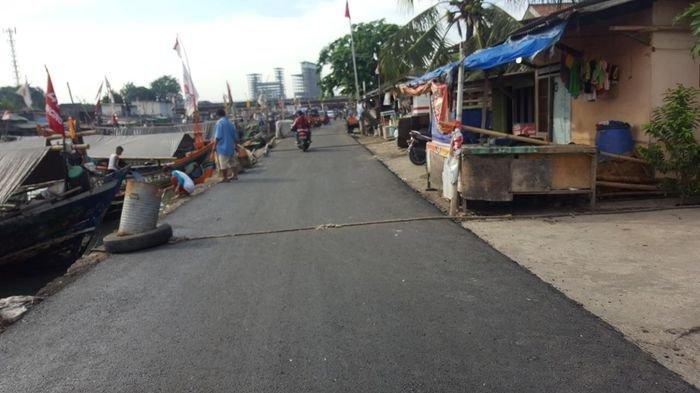 Pertama di Indonesia, Aspal Jalan Inspeksi Cakung Drain Gunakan Sampah Plastik
