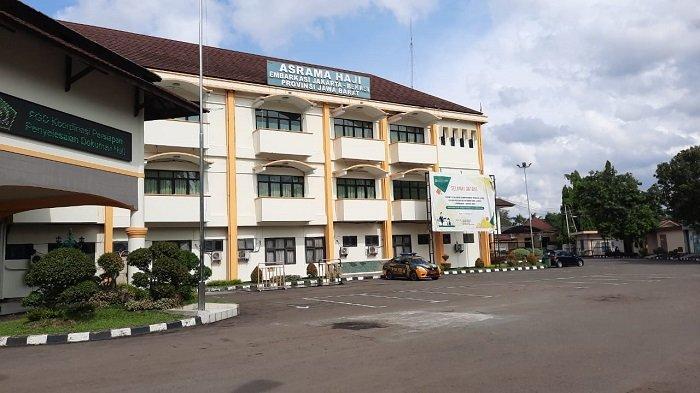 Teken Kontrak Alih Fungsi Gedung, Asrama Haji Bekasi Resmi Jadi Rumah Sakit Darurat Covid-19