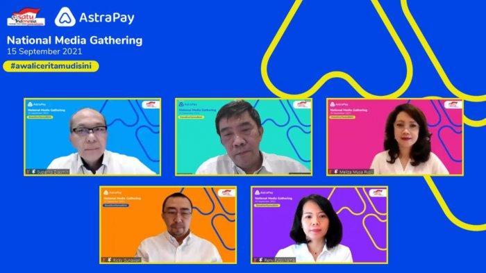 Astra Luncurkan Aplikasi Pembayaran Digital AstraPay