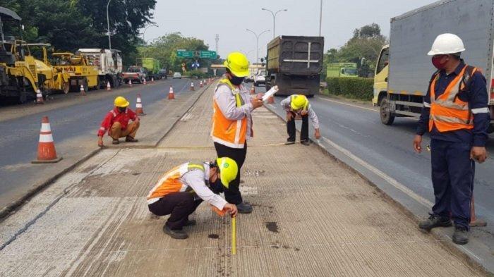 Astra Tol Tangerang-Merak Tingkatkan Kualitas dan Pemeliharaan Jalan
