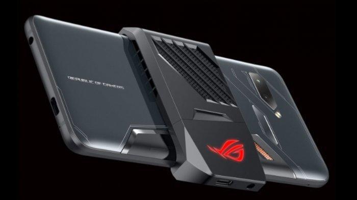 Tahan 9 Jam Lebih buat Main Games, Ini Harga dan Spesifikasi Lengkap Asus ROG Phone 3 di Indonesia
