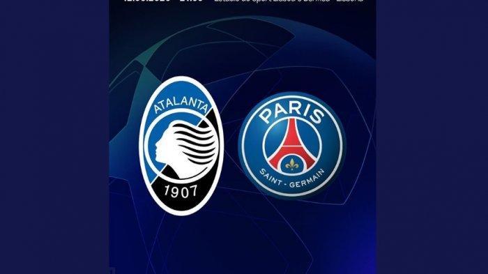 Live Streaming dan Prediksi Susunan Pemain Atalanta vs PSG, Mbappe Pulih namun Belum Starter