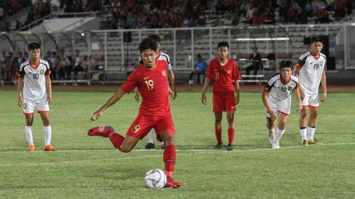 Timnas U-16 Indonesia Bisa Lolos ke Putaran Final Piala Asia 2020 Lewat Dua Skenario Ini