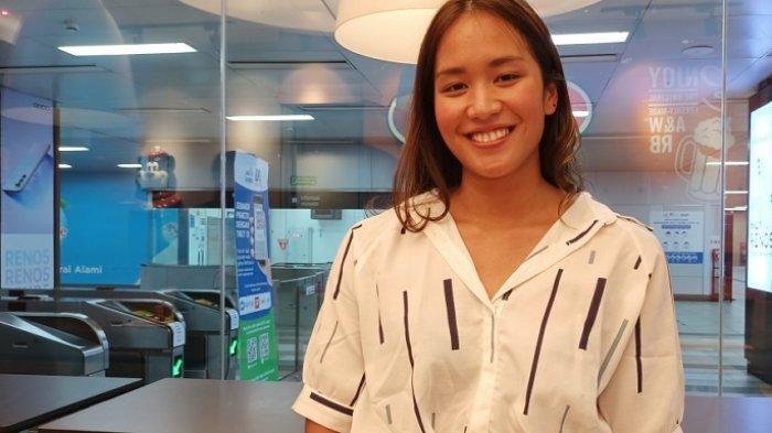 Patricia Yosita Optimistis Tim Renang Indonesia Mampu Meraih Medali Emas pada Sea Games 2021