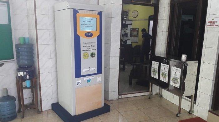 Ada ATM Beras di Masjid Jami Raudlatul Jannah Tanjung Priok, Tidak Semua Orang Bisa Gunakan