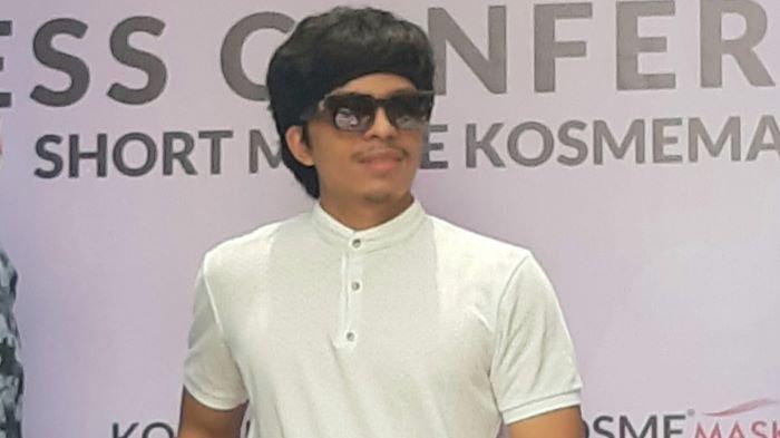 YouTuber Atta Halilintar ketika ditemui di kawasan Kemang, Jakarta Selatan, Kamis (4/3/2021).