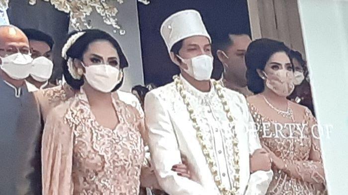 Krisdayanti dan Anang Hermansyah 'Bersatu' Lagi di Pesta Pernikahan Atta dan Aurel, Ini Kata Ashanty