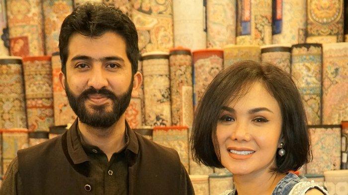 Atta Ul Karim Bisnis Karpet Jalin Pertemanan  dengan Kalangan Artis sebagai Salah Satu Kiat Bisnis