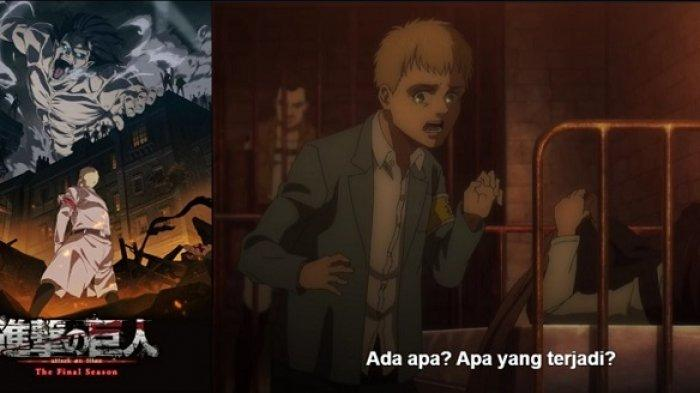 Link Video Attack On Titan Season 4 Episode 11, Ini Cara Gabi Braun - Falco Grice Kabur dari Penjara