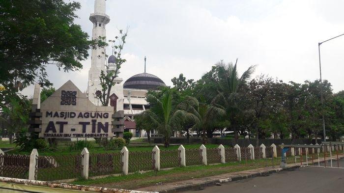 Hari Raya Idul Fitri 1442 Hijriah, Masjid At-Tin Batasi Jamaah Salat Id Hanya 2.000 Orang