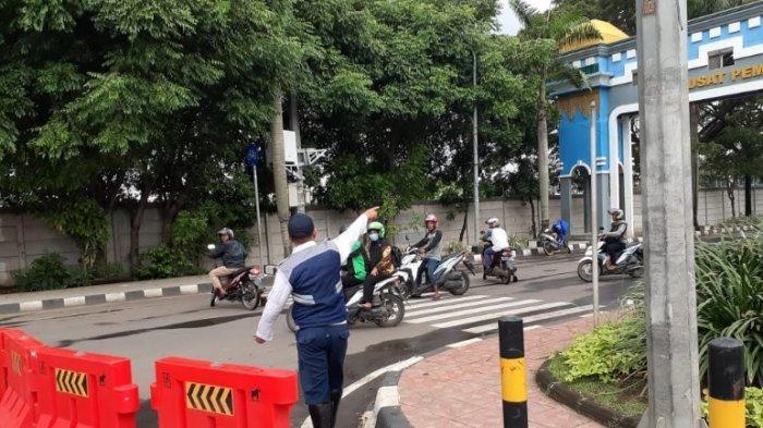 Akibat Virus Corona,  Puspemkot Tangerang Terapkan Lockdown Lokal, Satu Akses Biar Gak Ada Kerumunan