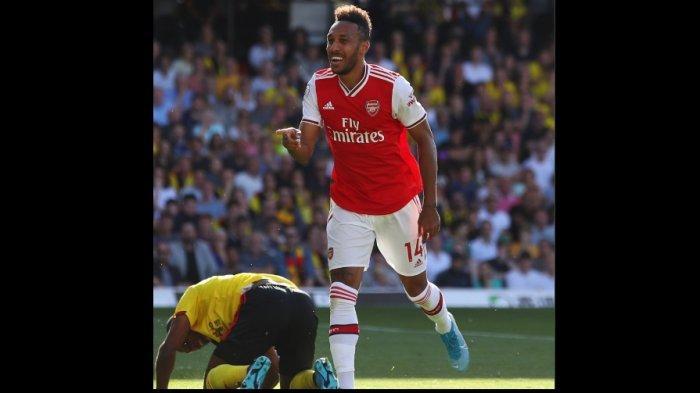 Ditahan Tim Papan Bawah Watford 2-2, Arsenal Gagal Merangsek ke Tiga Besar, Harus Puas di Posisi 7