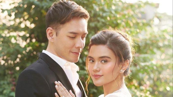 Bintang sinetron Audi Marissa dan Anthony Xie menikah pada 12 September 2020.