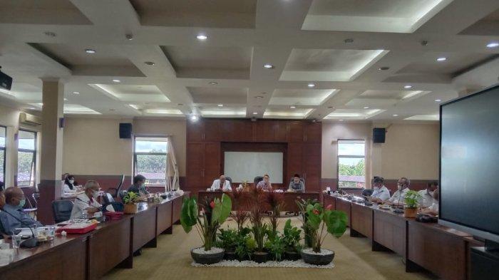 Diduga Langgar Sejumlah Aturan, DPRD Kab Tangerang Kembali Panggil PT TUM dan PT BLP Agung Intiland