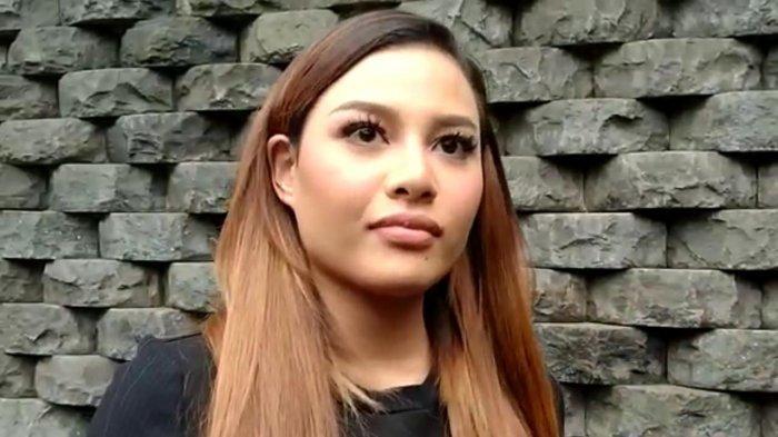 Aurel Hermansyah saat ditemui di kawasan Cilandak, Jakarta Selatan, Rabu (15/7/2020).