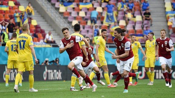 Austria Lolos ke Babak 16 Besar Piala Eropa untuk Pertama Kali, Selanjutnya Lawan Italia