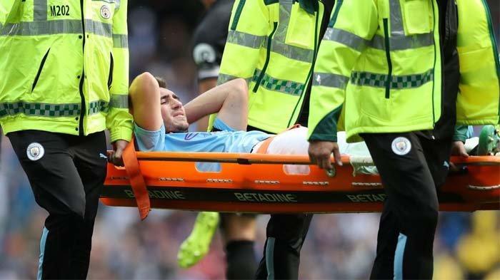 Juara Liga Inggris Condong ke Anfield Karena Aymeric Laporte Cedera?