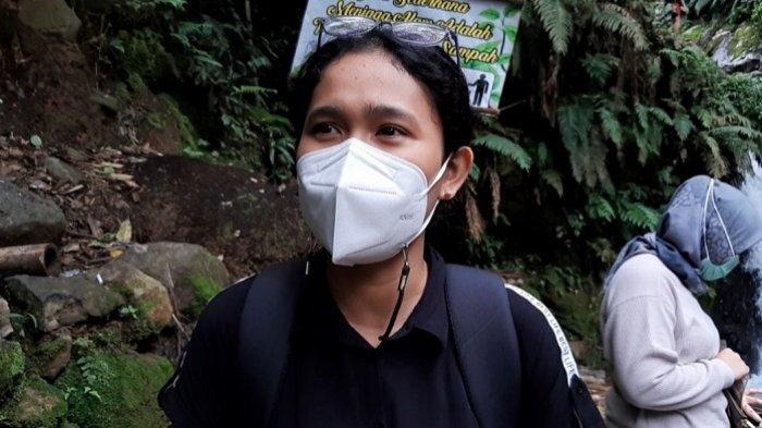 Curug Pangeran Pamijahan Bogor, Ayu: Kecewa karena Tak Sesuai dengan Ekspektasi Seperti di Instagram