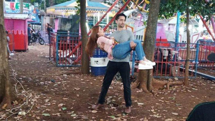 Main FTV Cinta Sejati Selalu Kembali, Ayu Ting Ting dan Shaheer Sheikh Jatuh Cinta Lagi?