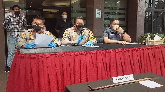 Polisi Tangkap Pelaku Pembunuhan Wanita di Jagakarsa, Lansia Berusia 70 Tahun Terancam Hukuman Mati