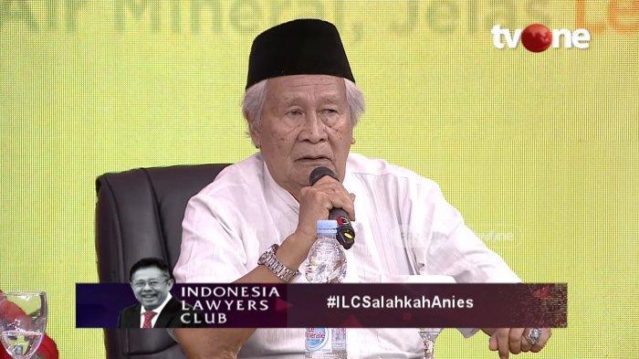 Anies Dibully Karena Jakarta Banjir Lagi, Babe Saidi Sebut Banjir Sudah Ada Sejak Zaman Belanda