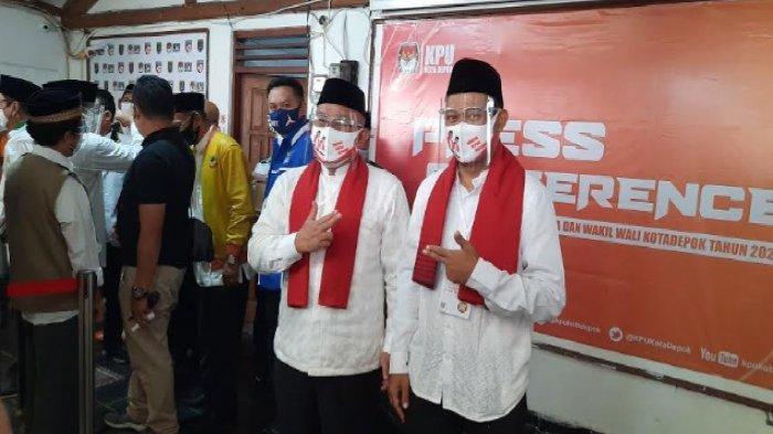 Hasil Pilkada Depok, Real Count PKS Klaim Keunggulan Idris-Imam dengan 55,57 Persen Suara