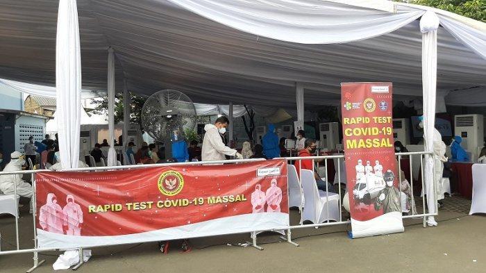 Gelar Rapid Test Massal, Wali Kota Depok Berharap Covid-19 Dapat Segera Diselesaikan