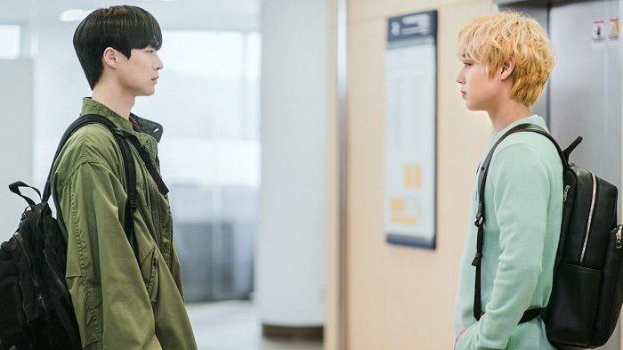 Park Ji Hoon dan Bae In Hyuk Saling Bertolak Belakang dalam At a Distance Spring is Garden