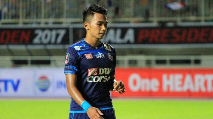 Bagas Adi Nugroho Ingin Raih Trofi Bersama Bhayangkara FC