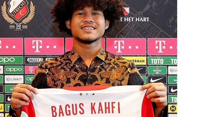 Wawancara KEREN Bagus Kahfi dan FC Utrecht, Bahasa Inggrisnya BAGUS BANGET,Bahkan Sudah Bisa BELANDA