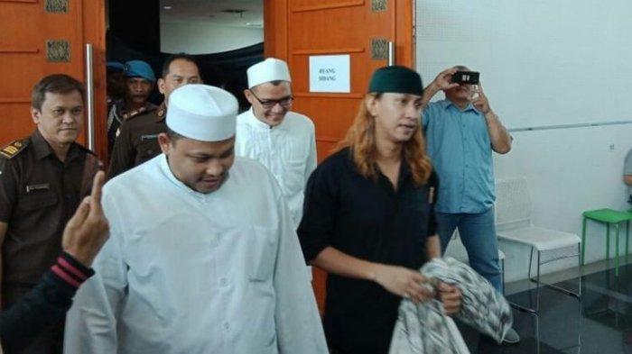 Habib Bahar bin Smith Bebas dari Penjara dan Jalani Program Asimilasi
