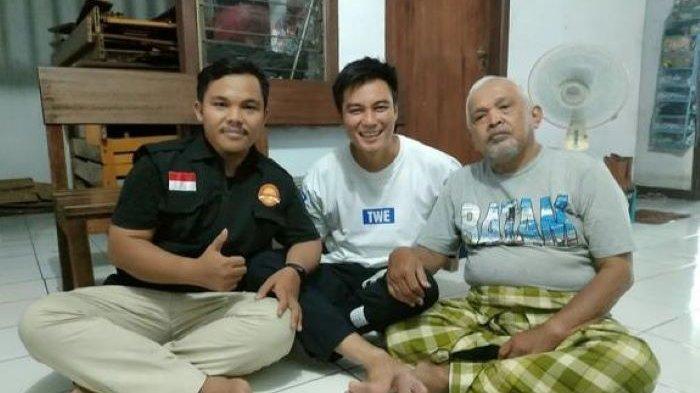 Baim Wong Temui Kakek Suhud Arif yang 'Dimarahinya' hingga Viral di Medsos, Minta Maaf dan Berdamai