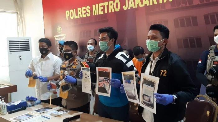 Baim Wong Laporkan Dua Pelaku Penipuan yang Mencatut Namanya ke Polres Metro Jakarta Utara