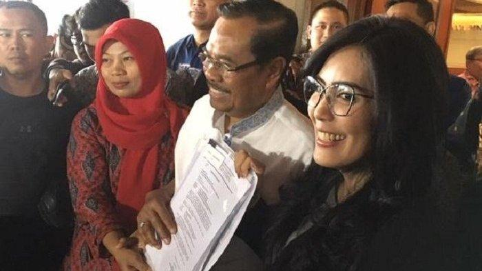 Pesan Jaksa Agung kepada Baiq Nuril: Tak Perlu Ketakutan Segera Dieksekusi dan Dimasukkan ke Penjara