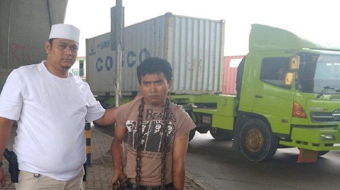 Sehari Setelah Aksinya Memalak Sopir Truk Viral di Media Sosial, 3 Bajing Loncat Diringkus Polisi